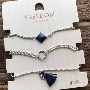 Freedom by TopShop Choker Set NWT